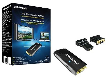 DIAMOND BVU195 USB DISPLAY ADAPTERS DRIVER UPDATE