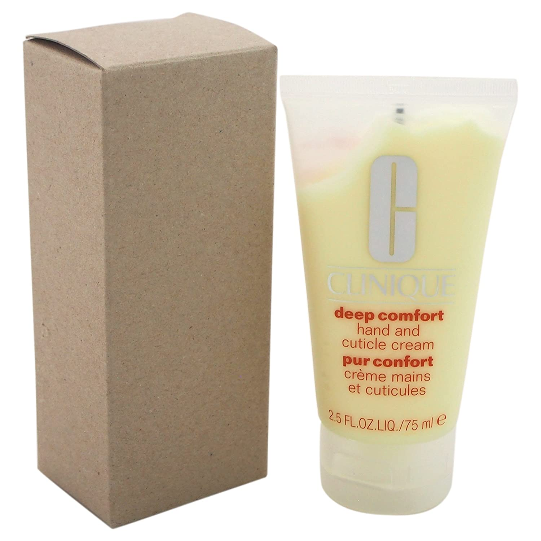 Clinique Women's Deep Comfort Hand and Cuticle Cream, 2.5 Ounce PerfumeWorldWide Inc. Drop Ship CLINIQUE-389109 CLI00334