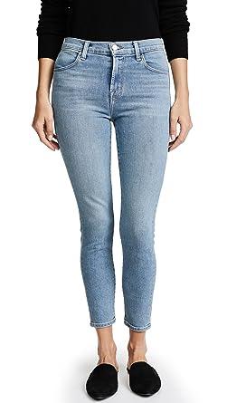 Femmes Alana De Grande Hauteur Culture Jeans Skinny Marque J rmIYzH2R4