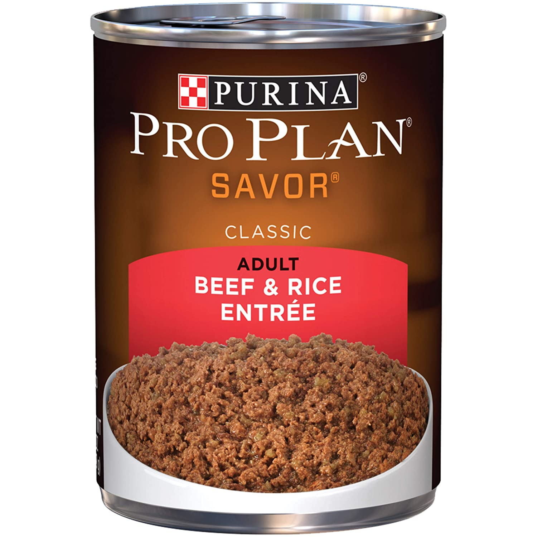 Purina Pro Plan SAVOR Adult Canned Wet Dog Food