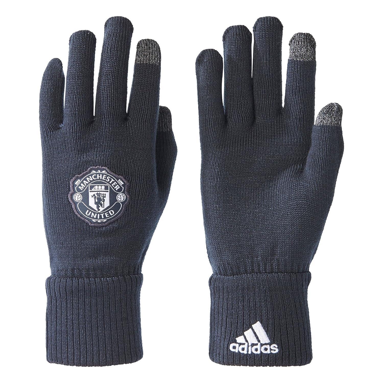 Adidas MUFC Manchester United FC, Guanti Unisex Bambini