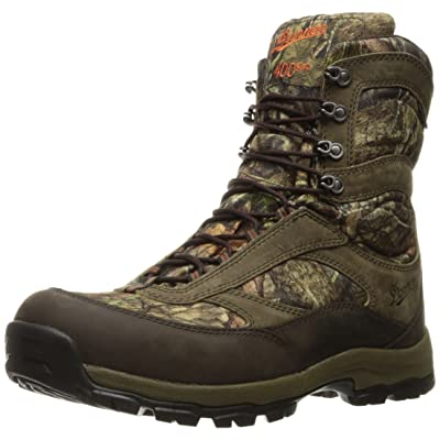 "Danner Men's High Ground 8"" InsulatedHunting Shoes 