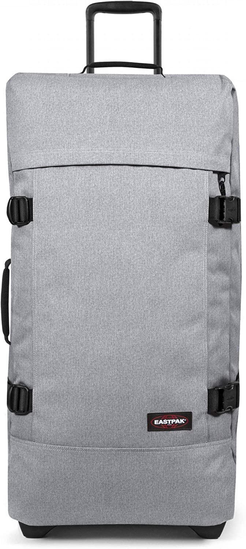 Eastpak Tranverz L Maleta, 79 cm, 121 L, Gris (Sunday Grey)