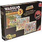 Jigsaw - Wasgij Original Puzzle Collectors Box - Volume 3 - 3x 1000 Piece
