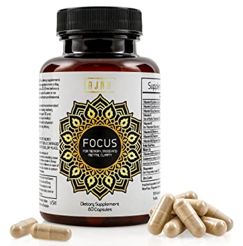 Amazon Com Natural Nootropic Supplements High Quality Memory