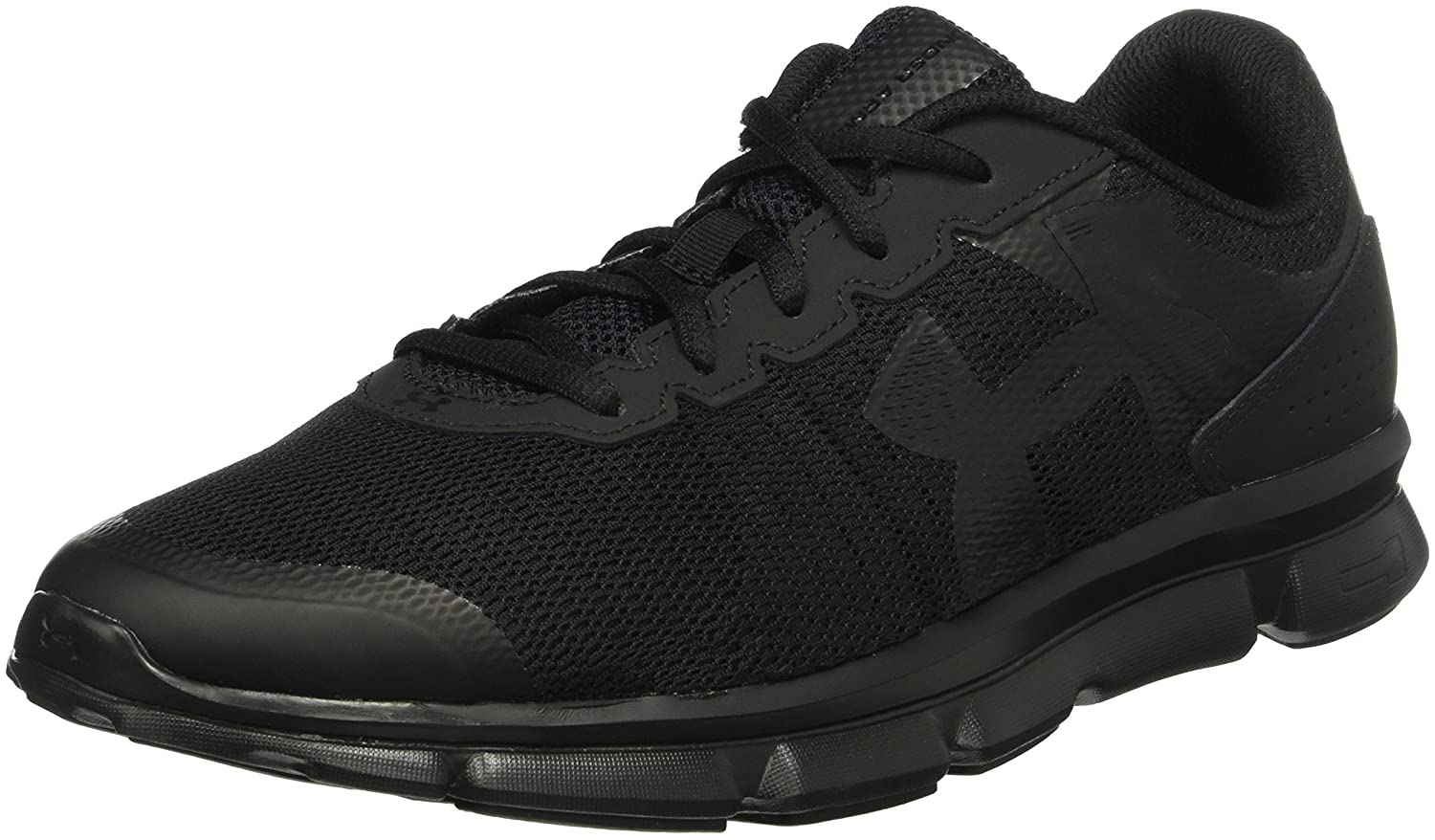 173afa2f Under Armour Mens UA Micro G Speed Swift Running Shoes 9 Black