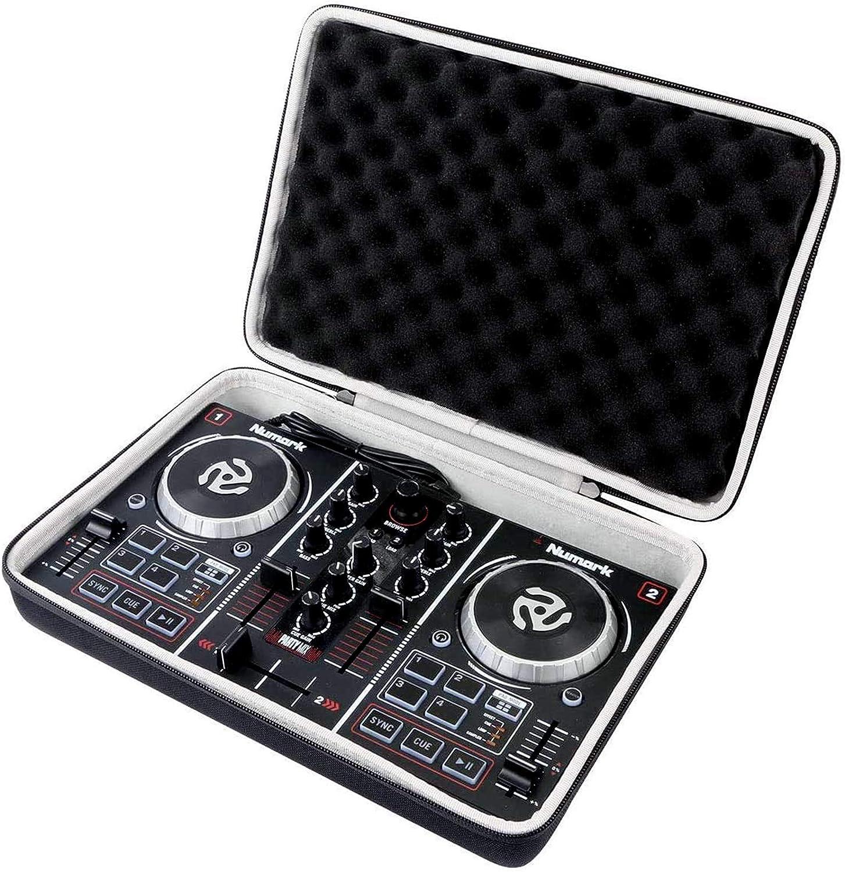 KHANKA 하드 여행 케이스 교체 NUMARK 파티 믹스 스타터 DJ 컨트롤러