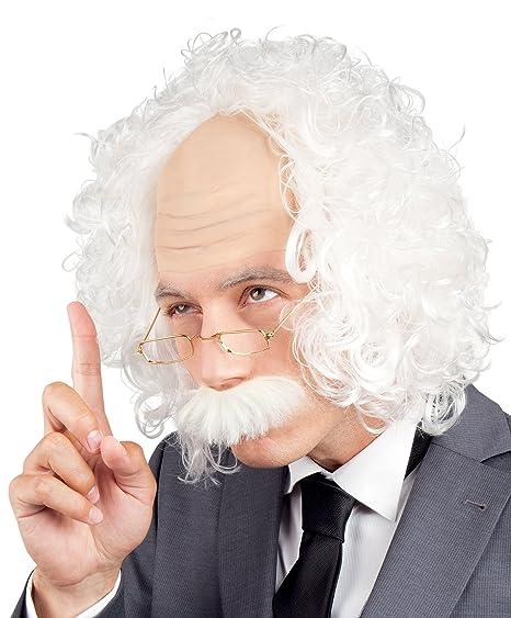Einstein wig (peluca)