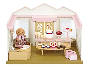 Japan Doll House Cake Shop Of Sylvanian Families Shop Good Pastry