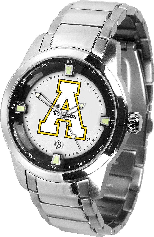 Titan Steel Watch