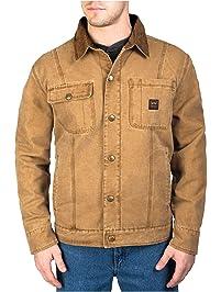 Walls Mens Amarillo Vintage Duck Cotton Twill Jacket Outerwear
