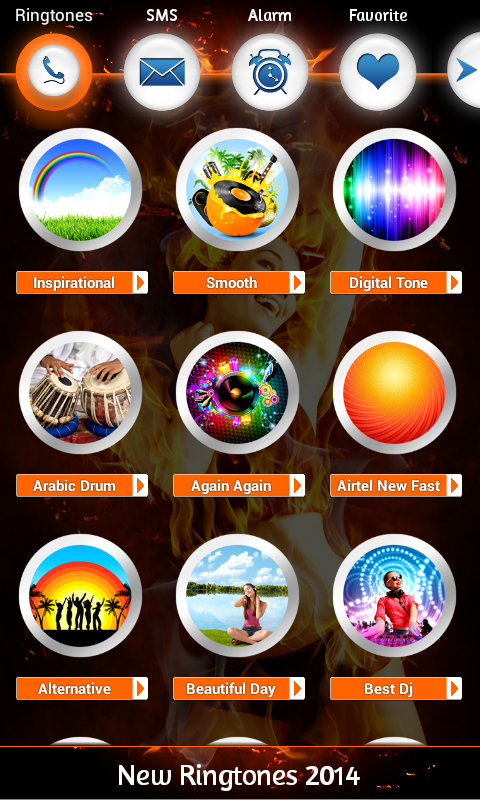 Amazon com: New Ringtones 2014: Appstore for Android