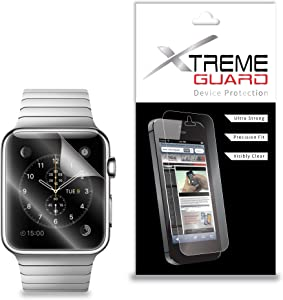 XtremeGuard Screen Protector for Apple Watch - iWatch 1.5