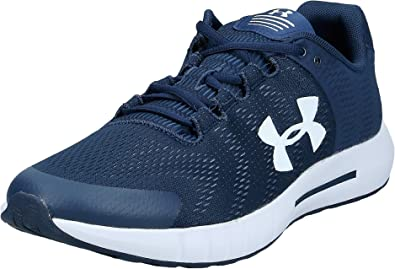 Fructífero Rítmico Novedad  Amazon.com: Under Armour Micro G Pursuit BP Zapatillas de correr para hombre:  Shoes