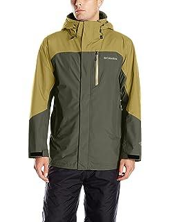 Columbia Mens Lhotse II Interchange Jacket