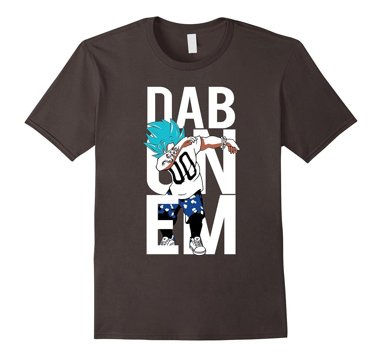 Famous Goku God Dab On Em Shirt-RT – Rateeshirt GD49