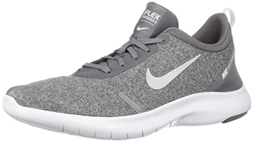 zapatillas nike grises mujer