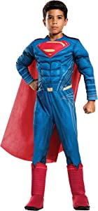 Rubie's Justice League Child's Deluxe Superman Costume, Small (640104_S)