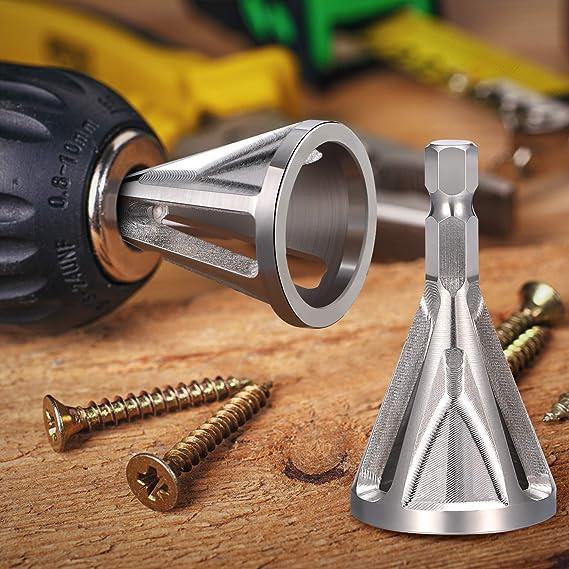 Balls Home - 2 paquetes de herramientas de chaflán externas ...