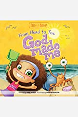 From Head to Toe, God Made Me (Best of Li'l Buddies) Kindle Edition