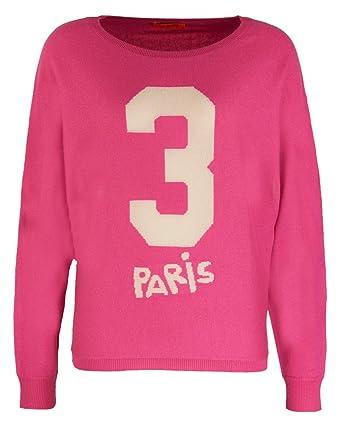 Farbe Pink Damen Sweatshirt FOR YOU von Miss goodlife