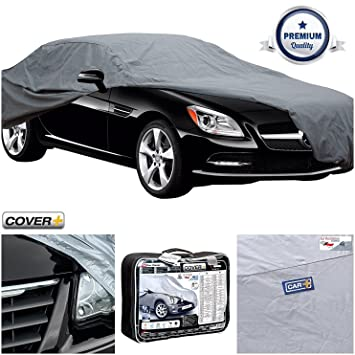 MP Essentials All Year Waterproof Outdoor Full Car Cover to fit NEW FORD FIESTA