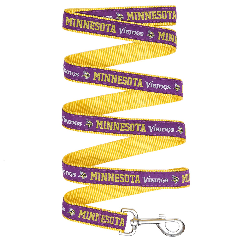 Amazon.com   Pets First NFL Minnesota Vikings Pet Leash 6c0efb798