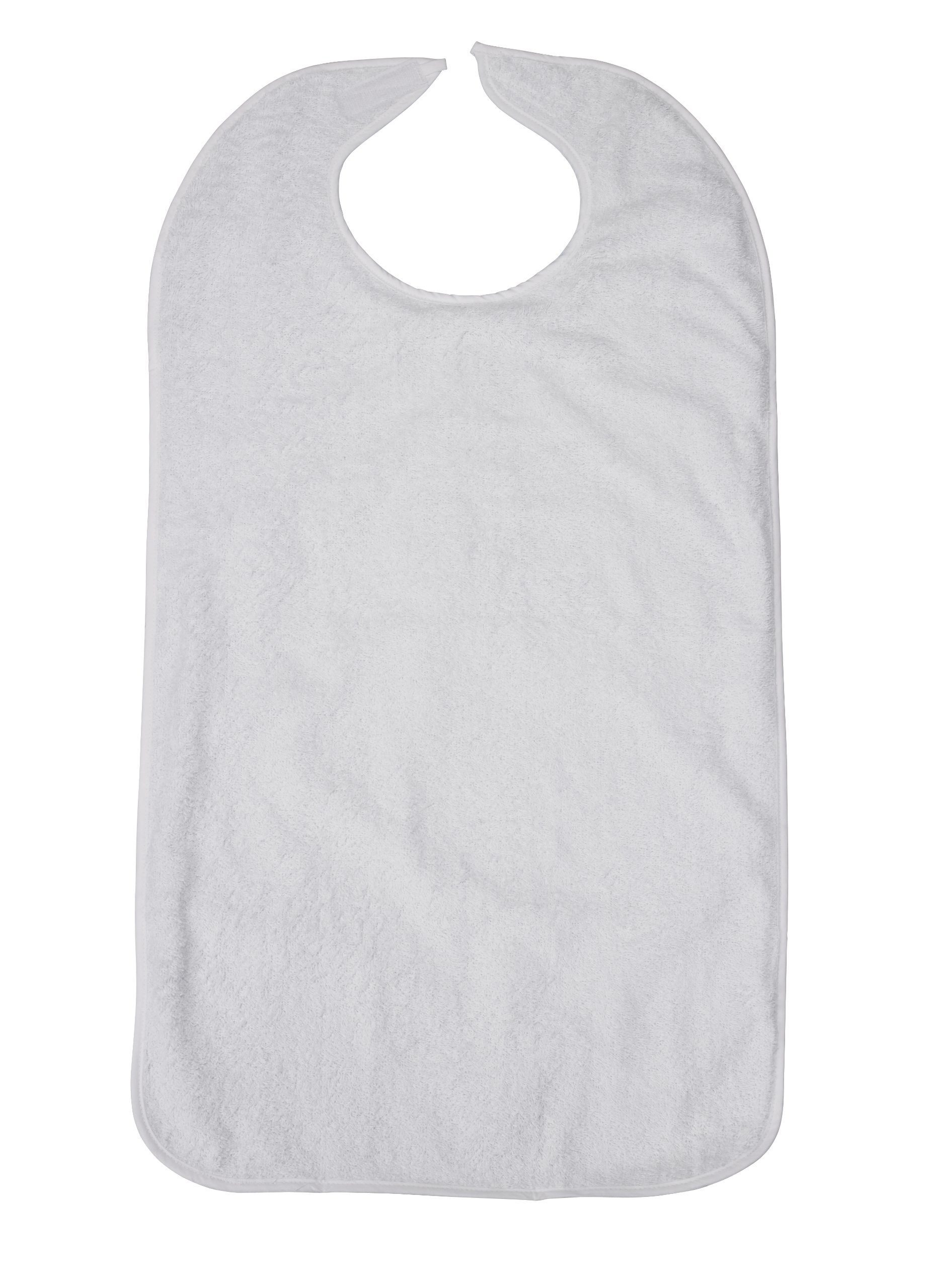 Drive Medical Lifestyle Terry Towel Bib