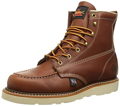 thorogood femmes est chaussures gpm toe bottes, chaussures est marron, w aef507