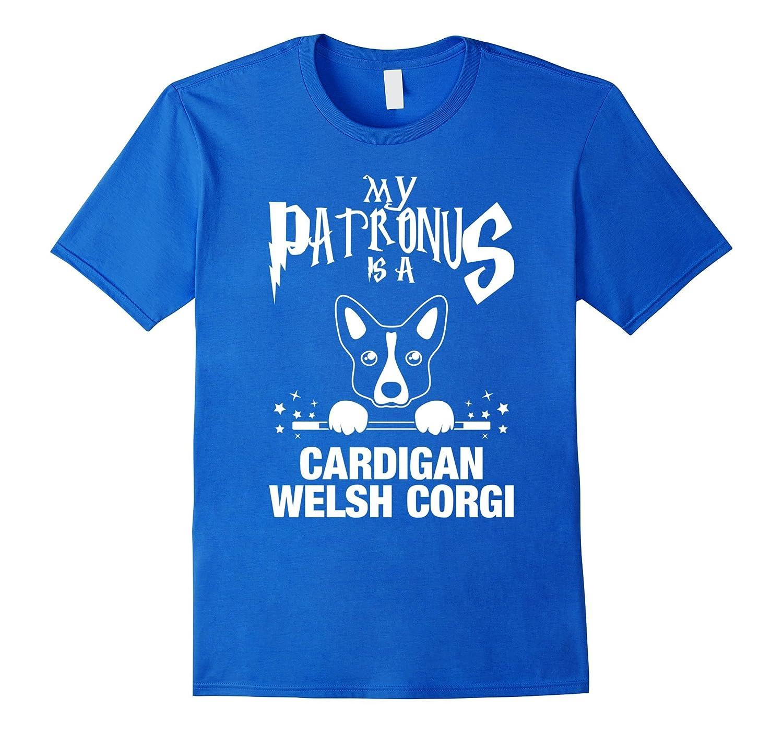 My Patronus Is A Cardigan Welsh Corgi T-Shirt