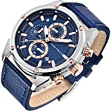 腕時計 メンズ時計 軽量アナログ 防水 防水ビジネス シンプル ファッション クオーツウォッチ