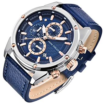 944c761493 Amazon | 腕時計 メンズ時計 軽量アナログ 防水 ビジネス シンプル ファッション クオーツウォッチ | メンズ腕時計 | 腕時計 通販