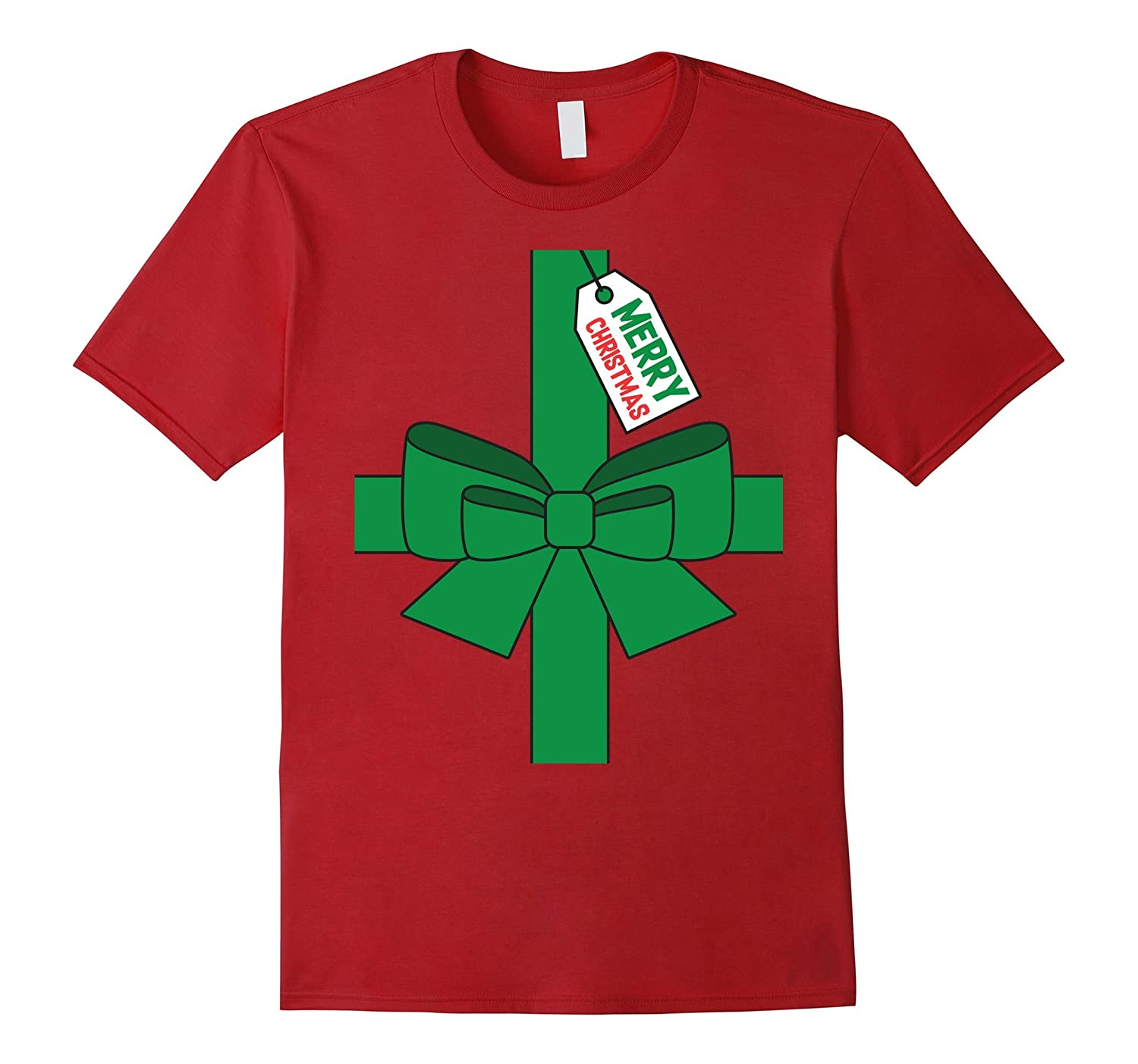 Funny Diy Christmas Present Costume T Shirt Anz
