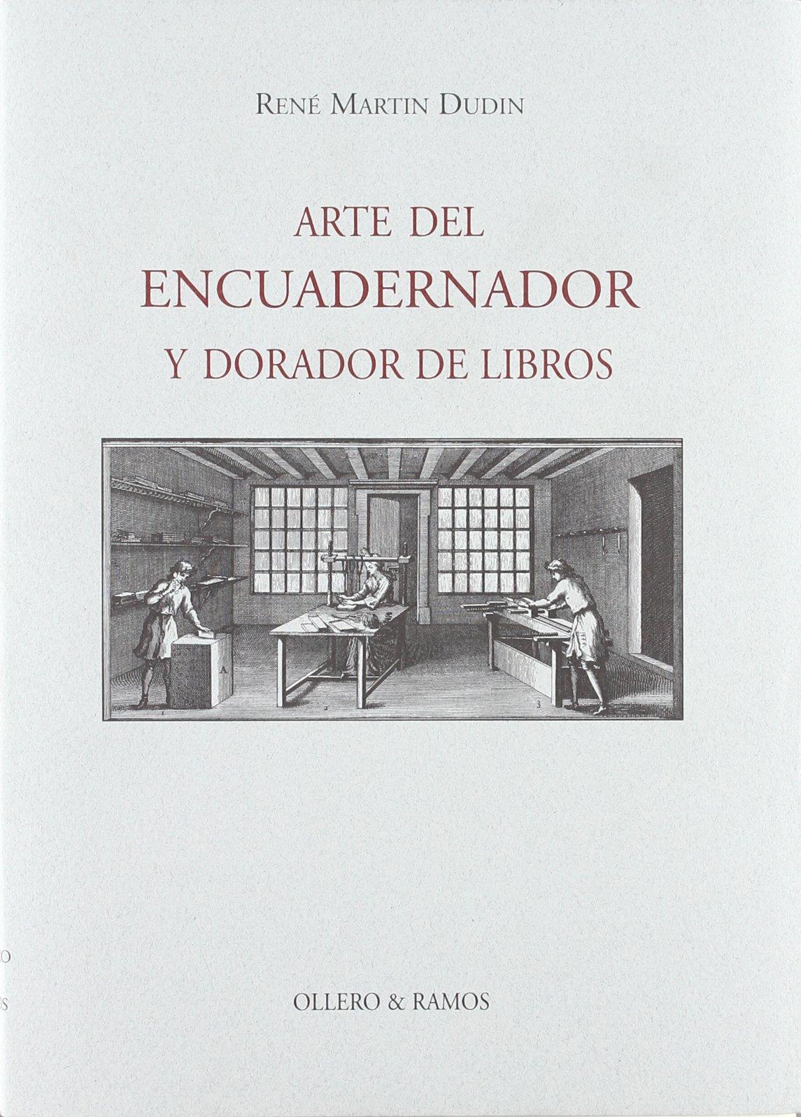 Download Arte del encuadernador y dorador de libros pdf