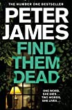 Find Them Dead: A Roy Grace Novel 16