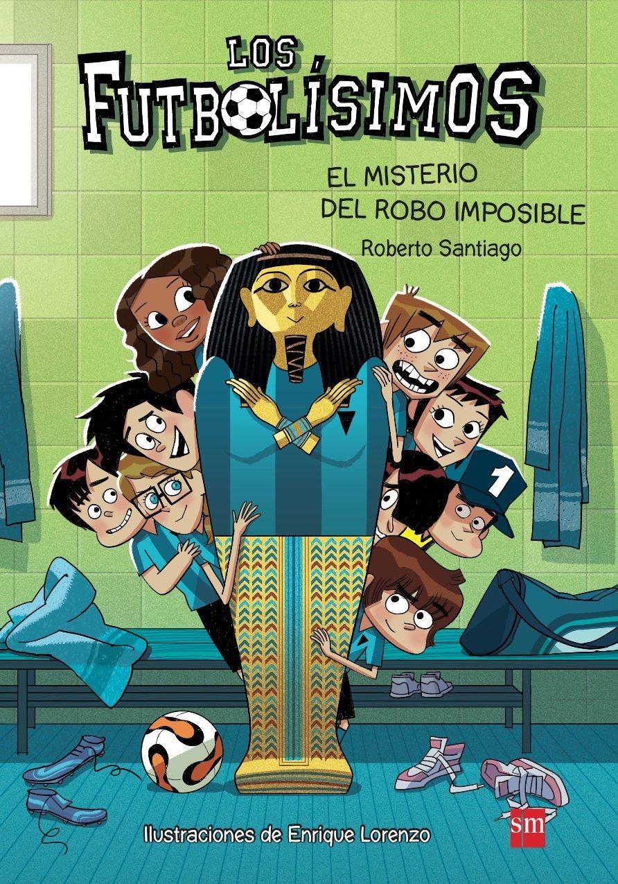 Download El misterio del robo imposible (Spanish Edition) pdf