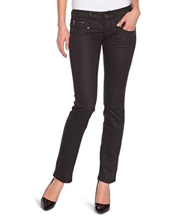 Freeman T Porter FREEMAN T.PORTER - Jeans Skinny - Femme - Noir (12 ... 534e2f6dd286