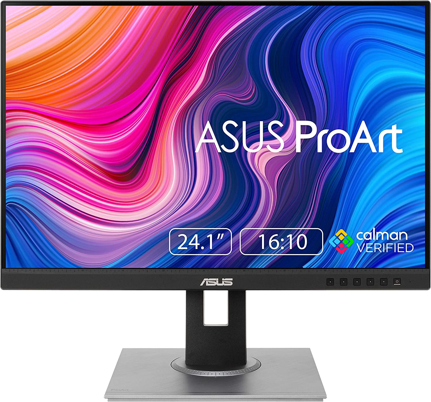 ASUS ProArt PA248Q vertical monitor for graphic designing
