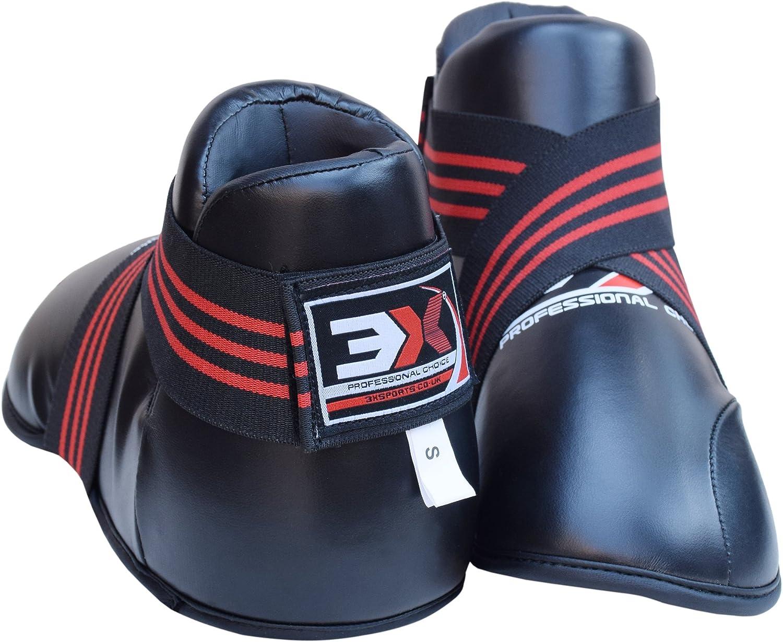 SelectCyclingWear Bottes de karat/é Taekwondo Arts martiaux Sparring Kick boxing Protection Bottes