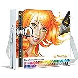 カメレオンペン グラデーション マーカー 全色 52本 Complete Set (イラスト 漫画 画材) -正規品