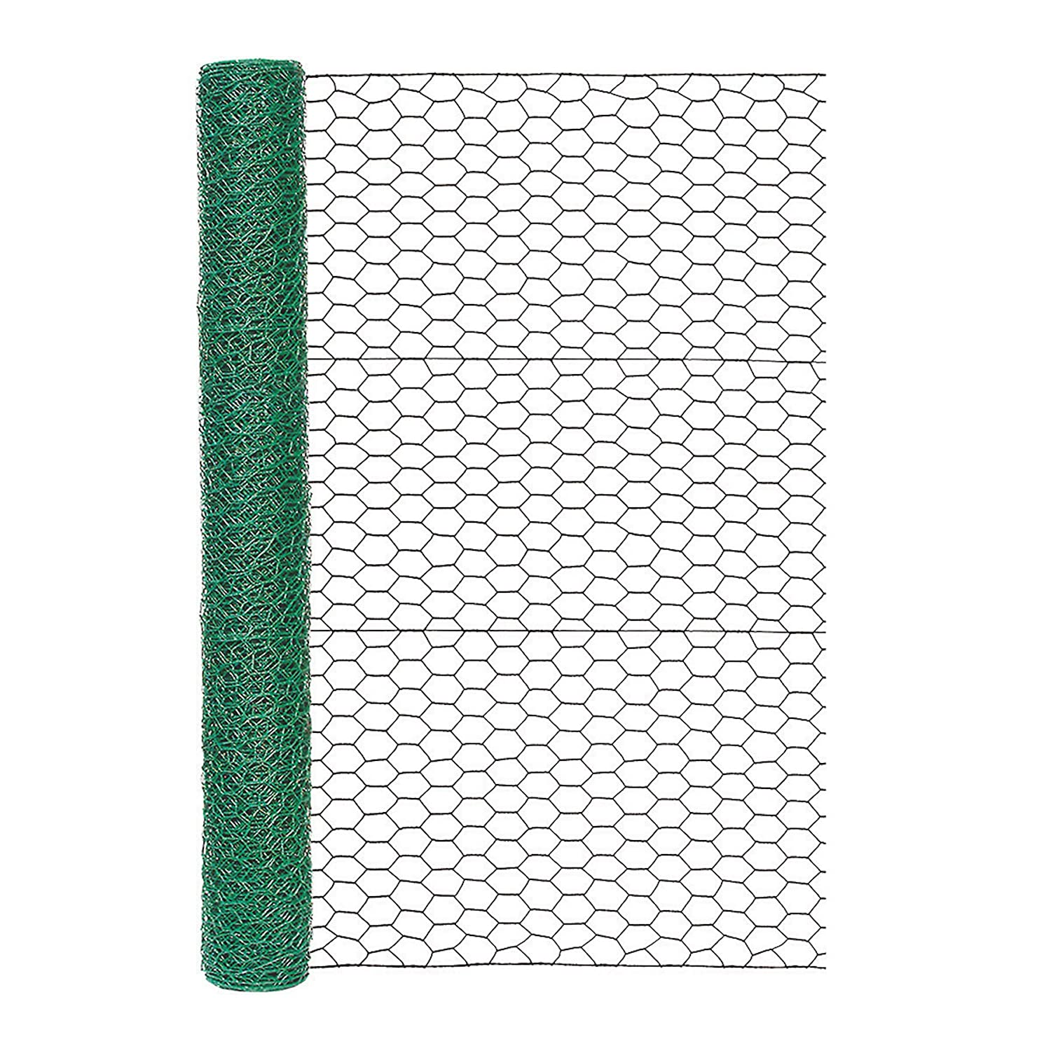 Origin Point Garden Zone 36 Inches x 25 Feet 20-Gauge Poultry Netting with 1-Inch Openings