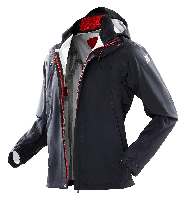X-Bionic Erwachsene Funktionsbekleidung Outdoor Rain Jacket Man