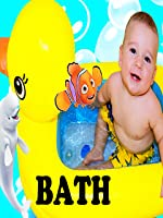 Baby Bath Time ❤ Cute Finding Dory Nemo Rubber Ducky Bathtub Toys Dory Nemo Bailey New Disney Movie