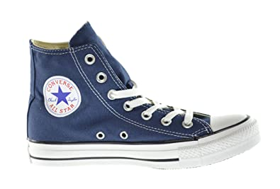 4c4fcbc4b0976 Mens Converse Chuck Taylor All Star High Top Sneakers Navy, Size: 6.5 D(M)  Us