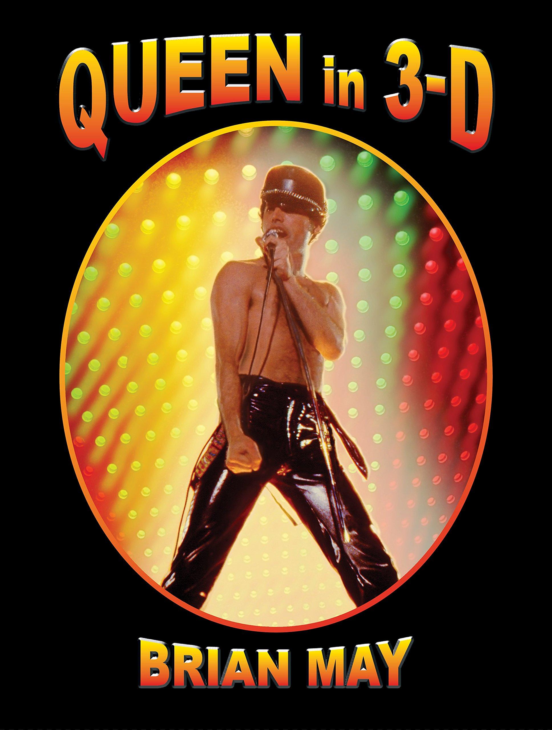 Queen In 3d Amazonfr Brian May Livres