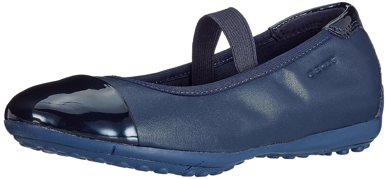 6b0c4ced6 Geox Girls  Jr Piuma Ballerine C Ballet Flats  Amazon.co.uk  Shoes   Bags