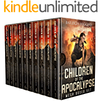 Children of the Apocalypse: Mega Boxed Set book cover