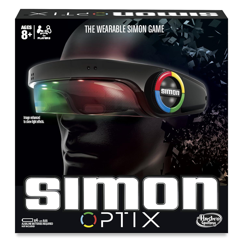 Hasbro Gaming Simon Optix Game C19591020