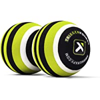 TriggerPoint MB2 Double Massage Ball Roller for Back & Neck Relief
