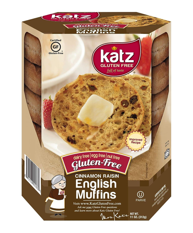 Katz Gluten Free - Juego de 2 moldes para magdalenas ...